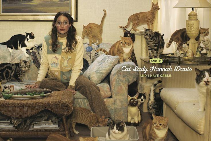 hannah davis cat lady | Sexy Sports Illustrated cover model Hannah Davis loves DirecTV too ...