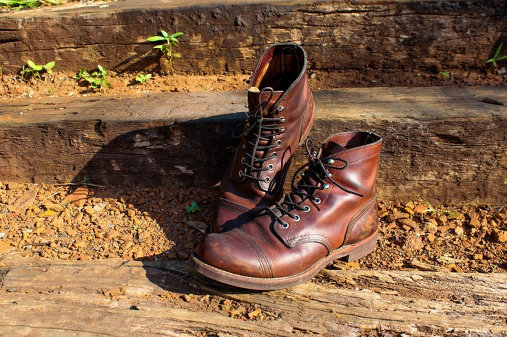 Botas Red Wing Iron Rangers