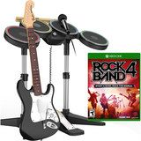 Rock Band 4 Band-in-a-Box Bundle - Xbox One, Multi