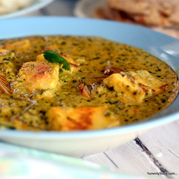LASOONI METHI PANEER | CHEESE IN A GARLIC CURRY - Yummily Yours'