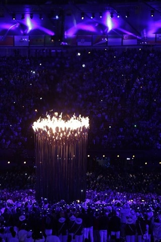 Best of Opening Ceremony - Slideshows   NBC Olympics I loved this part! So creative and symbolic.