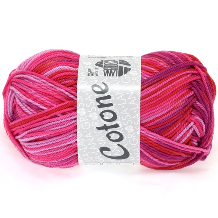 COTONE print 307-pink / lilac / red / zyklame | EAN: 4033493134538