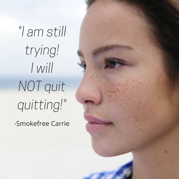 Quitting smoking can be tough. One of the first steps to quitting is finding out why you smoke. Once you're able to identify why you smoke, it can help you find ways to manage your cravings and resist smoking. You may feel like quitting is challenging, but with effort and perseverance you can achieve it! #MondayMotivation #Smokefree #StayQuit #InspirationalQuote #DontGiveUp