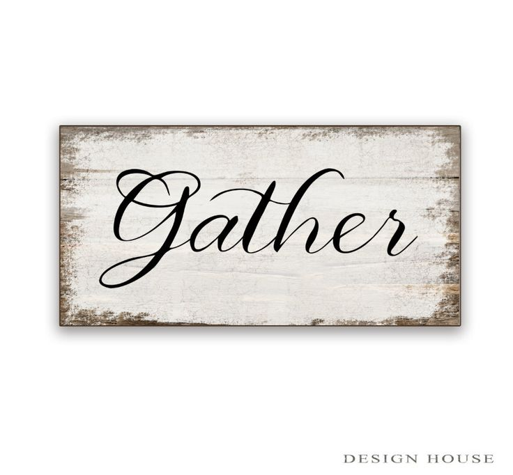"""Small Gather wooden box sign 10""""x5""""x2"""" Gather art Gather sign Thanksgiving sign Fall signs Fall decor Autumn sign Gather wooden sign by DesignHouseDecor on Etsy https://www.etsy.com/listing/248148492/small-gather-wooden-box-sign-10x5x2"""