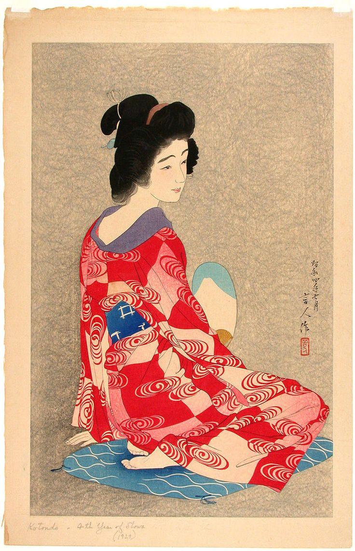 Best 73 .geisha ruiva images on Pinterest | Geishas, Redhead girl ...