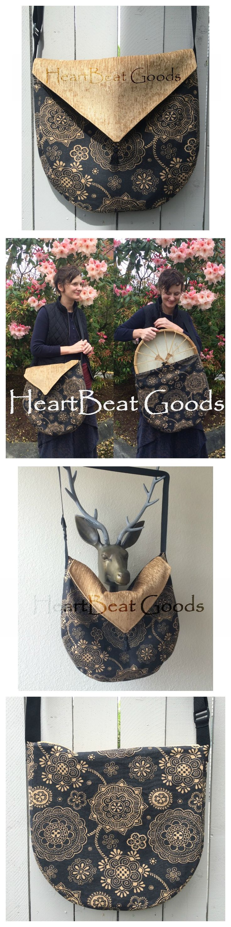 Do you have a way to carry your drum when you travel?  http://www.etsy.com/shop/HeartBeatGoods?ref=hdr_shop_menu