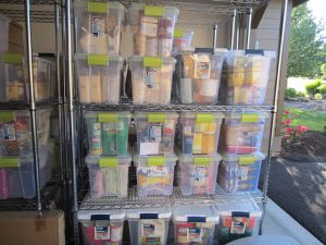 A Moveable Feast: Organizing Your Food Storage For Portability and Cleanliness