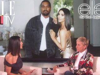 Kim Kardashian à propos de ses enfants | The Ellen DeGeneres Show | Du Lundi à Vendredi à 20h10 | Talk Show