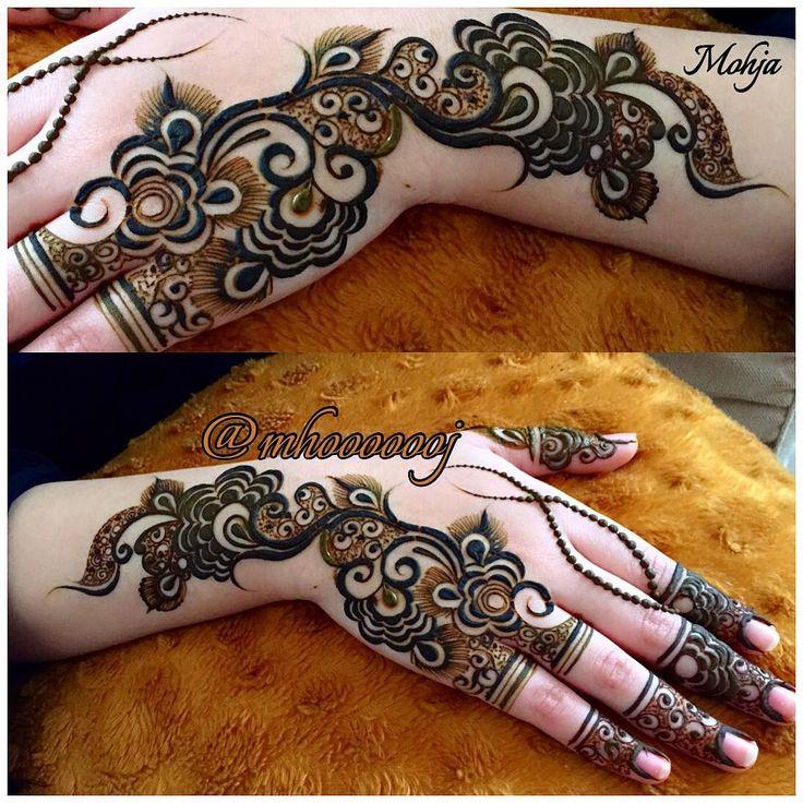 Arabic Henna Designs: 25+ Best Ideas About Arabic Henna On Pinterest