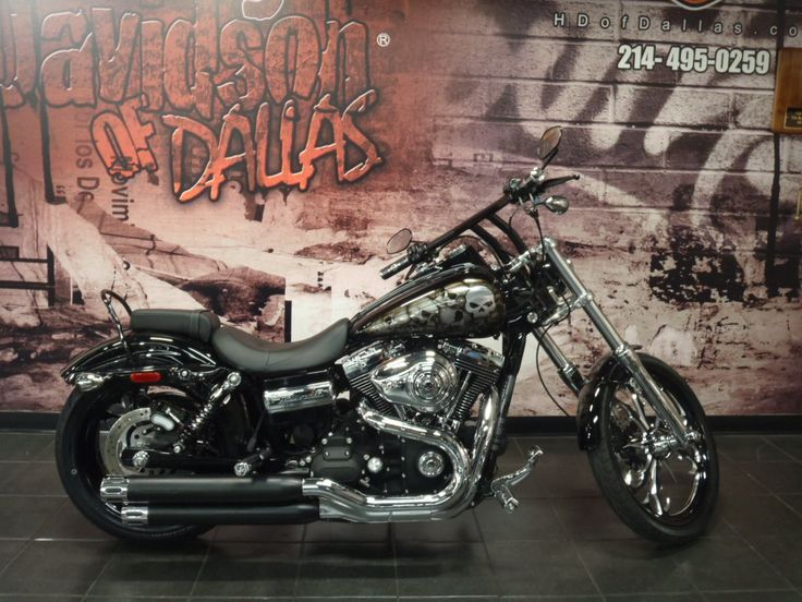 Custom Harley Davidson Dyna By Kraus: Custom Dyna Wide Glide FXDWG! Want One Just Like It? Call