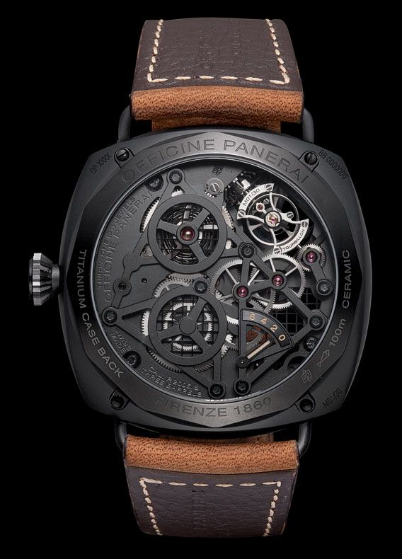 panerai lo scienziato radiomir tourbillon I think this has got to be my favorite!!!