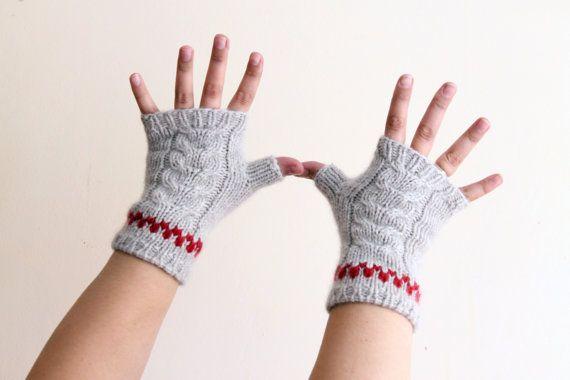 parmaksız eldivenler