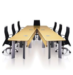 10 best conference table options images on pinterest conference virtu conference by krug allows multi functional use of space for hospitality training video conferencing and the easy use of other office technology greentooth Choice Image