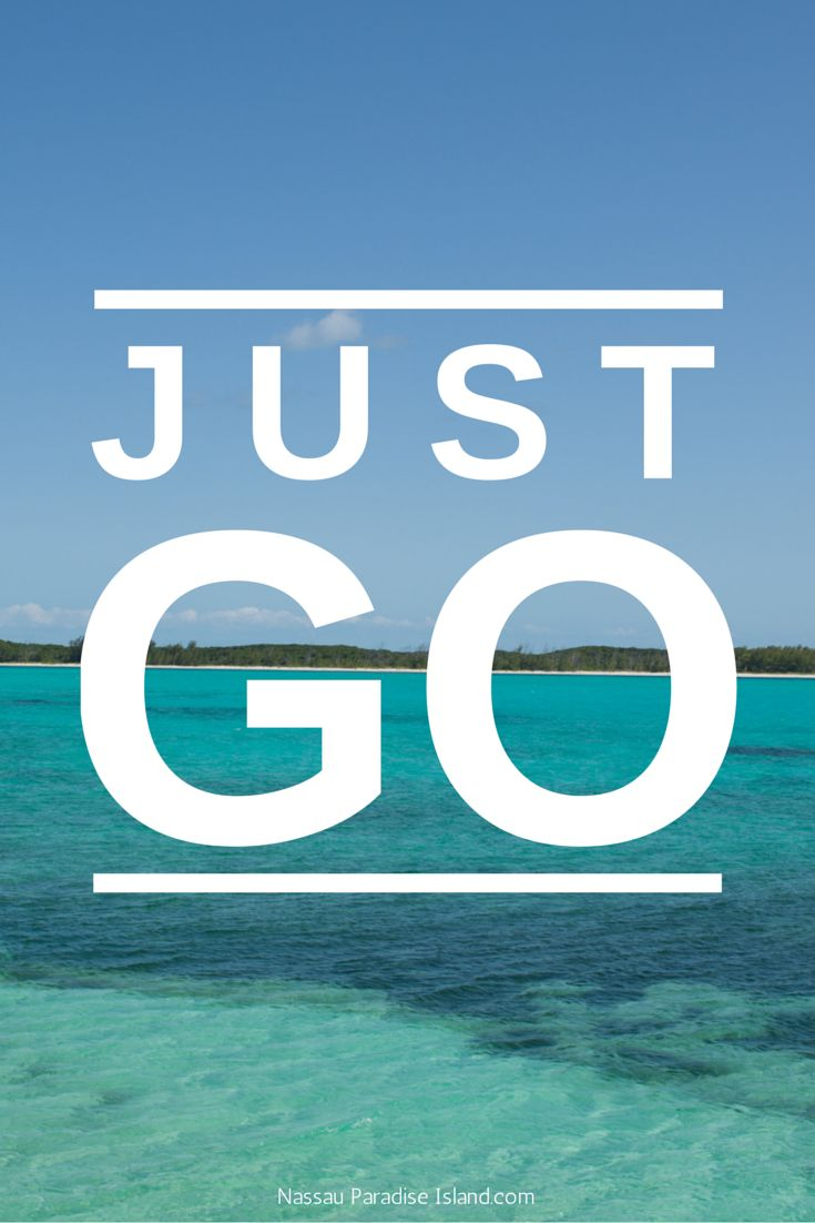 Pack My Bags And Go #vacation #quote