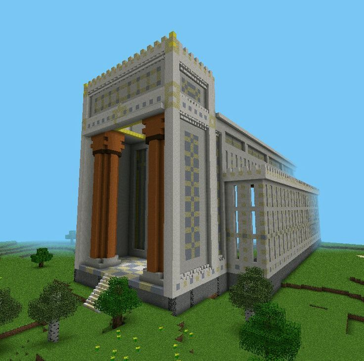 Greek Architecture Minecraft 145 best minecraft images on pinterest | minecraft buildings