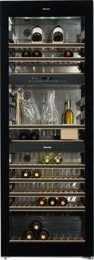 KWT 6834 SGS - Отдельно стоящий винный холодильник Безупречное наслаждение вином — полки FlexiFrame и набор сомелье SommelierSet--NO_COLOR