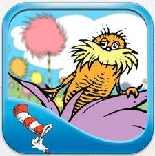 Lorax Garden iPhone Game – Rebuild The Truffula Forests!