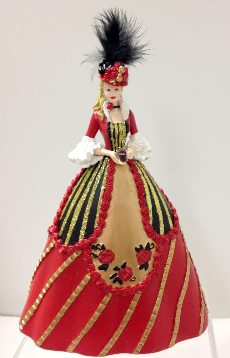 "Coca- Cola - ""Indulgent Dreams of Coca Cola"" - Sparkling Refreshment Lady Figurine"