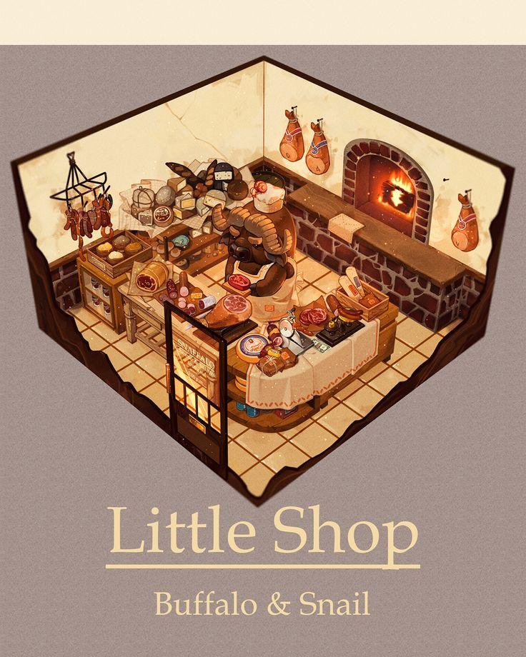 【SNAFFALO】little shop雙牛熟肉鋪