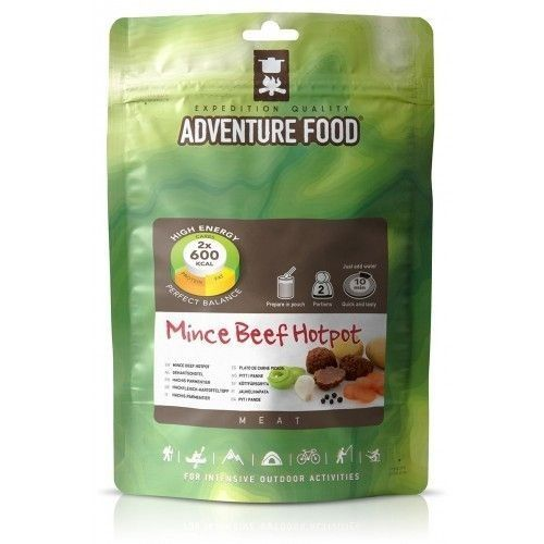 Mięsny kociołek Adventure Food 2 Porcje