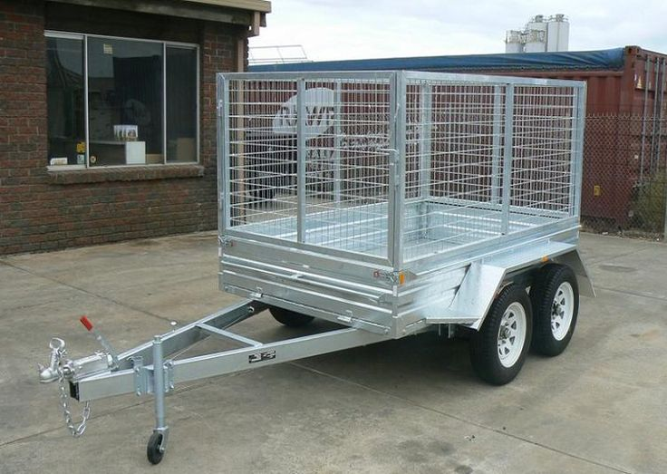 ubeauttrailers.com.au provides box trailers for sale in Melbourne with affordable price. We provide box trailer, car trailer for sale, Galvanised trailer & many more and uses 100% new parts with a 1 year structural warranty on suspension and trailer frame.