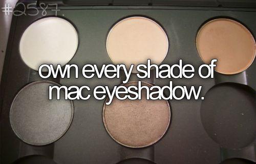 Your Bucket List.Shades, Bucketlist, Buckets Lists, Life, Dreams, Beautiful, The, Lists Todo, Mac Eyeshadows
