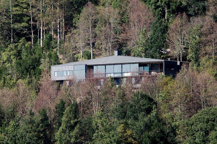 Casa Calafquén - Garcia de la Huerta & Gleixner arquitectos
