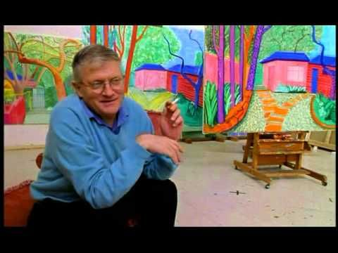 Who Gets to Call it Art - David Hockney - YouTube