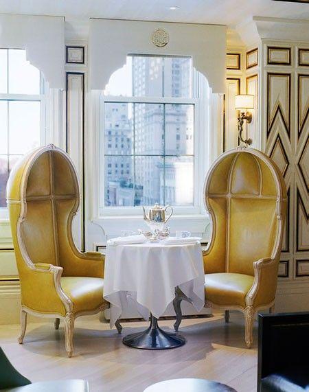 Kelly wearstler bergdorf goodman bg restaurant chairs photo annie schlechter house home
