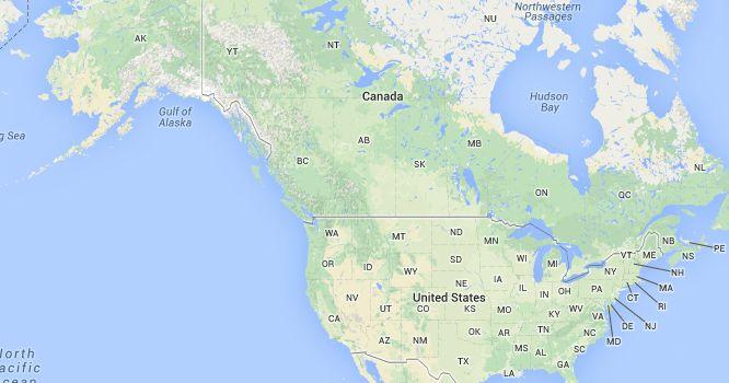 Parchi Nazionali Usa America   Riserve Naturali Stati Uniti