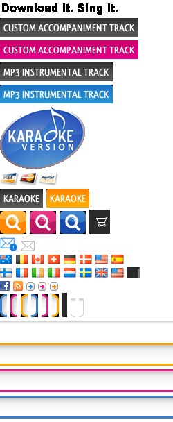 MP3 Instrumental backing tracks - customize them for the instrument you need! Karaoke Version