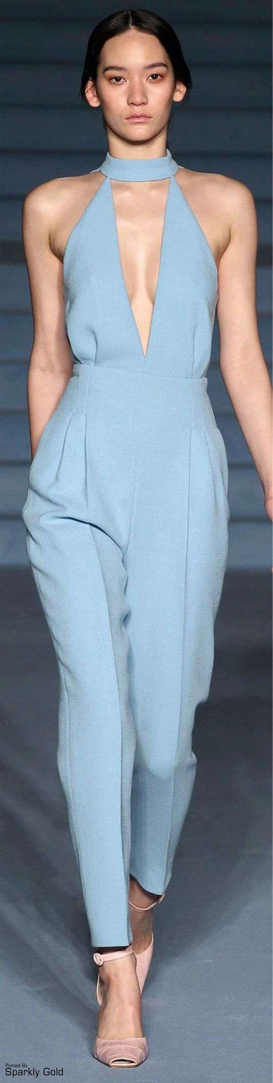 Emilia Wickstead Fall 2015 RTW