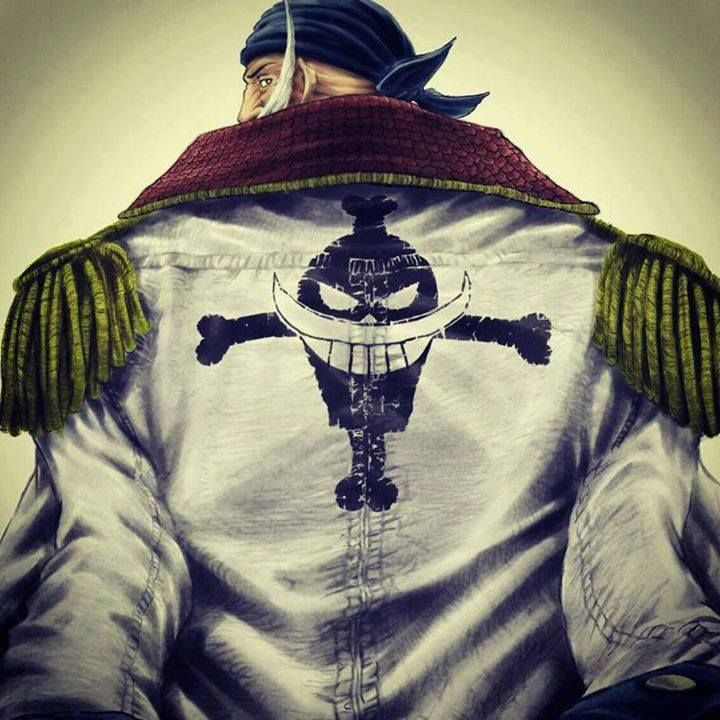 One Piece Edward Newgate Whitebeard