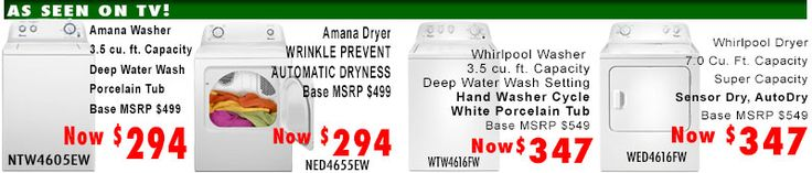 Get Your Appliances From Appliance Direct  Central Florida Best Appliances Store  #Appliances #whirlpool #Deals