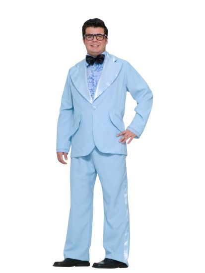 Prom King Costume | Plus Size 50s Halloween Costumes