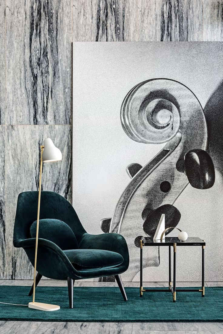 VL38 Floor • Danish Design by: Vilhelm Lauritzen • Louis Poulsen