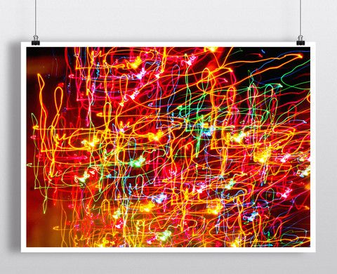 Acid Lights – Such A Poster