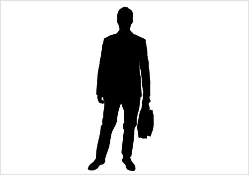 BUSINESS SILHOUETTE Silhouette Graphics | BUSINESS ...