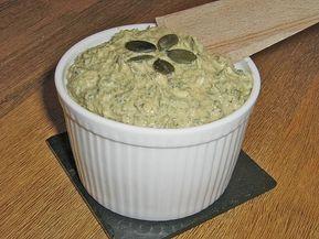 Kürbiskernaufstrich, ein leckeres Rezept aus der Kategorie Saucen & Dips. Bewertungen: 57. Durchschnitt: Ø 4,4.