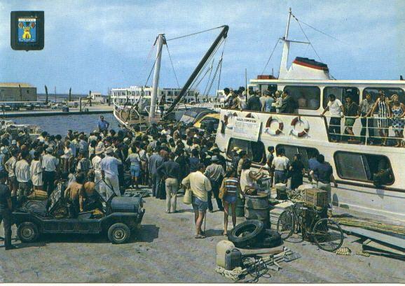 La Joven Dolores IV. Puerto de Formentera!
