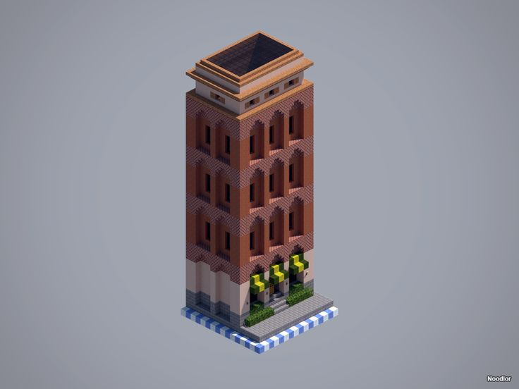 MCNoodlor: Brick - Shop