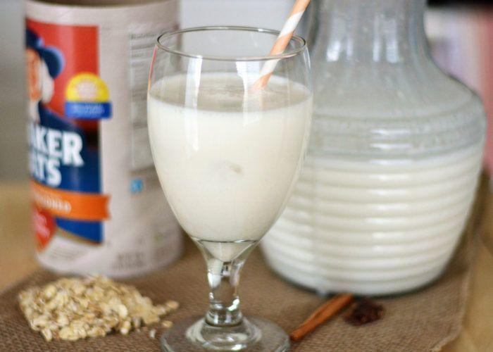 Colombian-style Oatmeal Shake