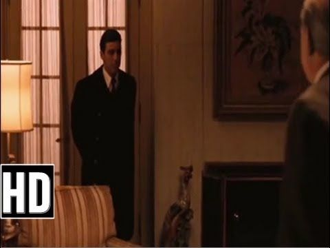 The Godfather 2 - Michael Corleone Shouts Out Frank Pentangeli