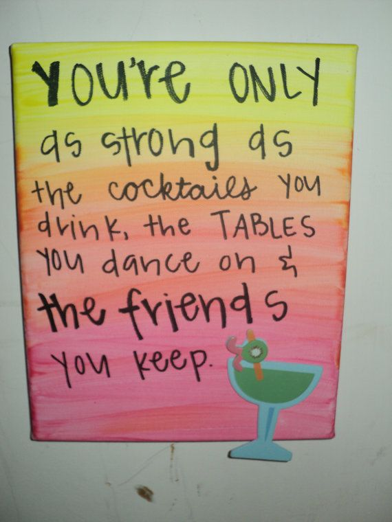 .Definitely words to live by:)