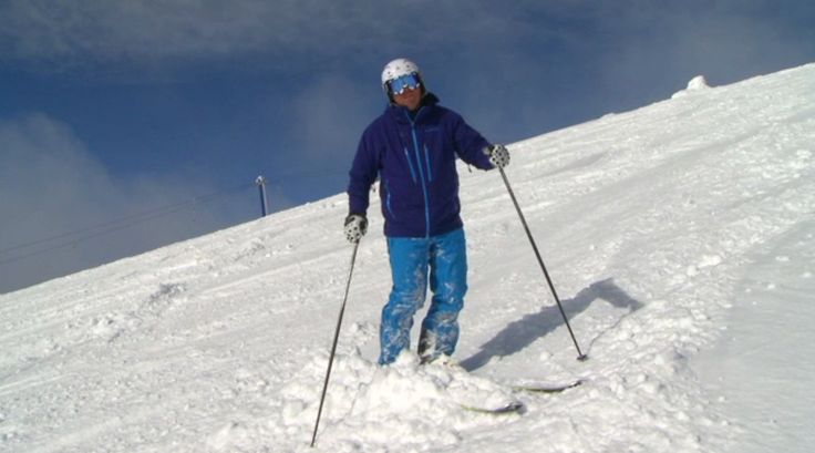 how to steer your skis through all that fluffy Okanagan Champagne powder. Meet Josh Josh Foster lives to ski and...