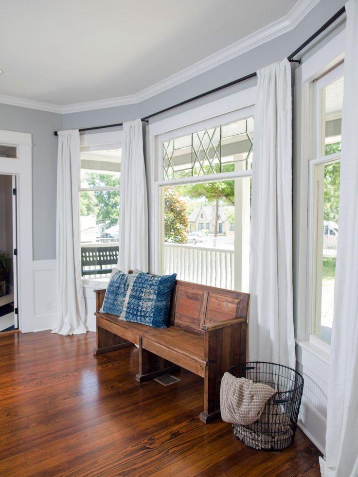 Creative Kitchen Window Treatments Hgtv Pictures Ideas: 475 Best Hgtv Fixer Upper Images On Pinterest