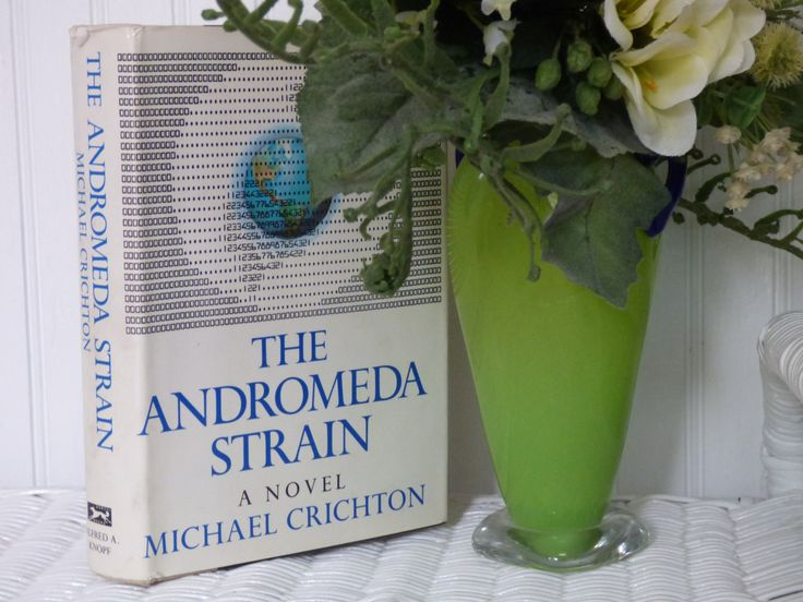 the andromeda strain book online