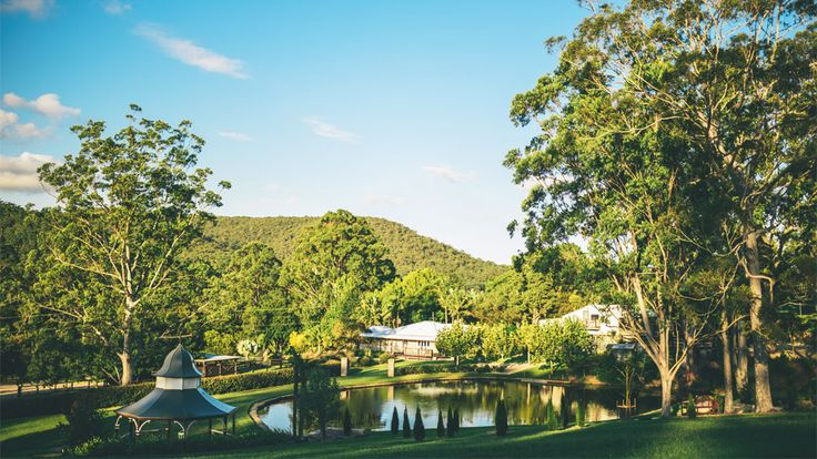 Beautiful Views & Blue Skys | Fernbank Farm | Central Coast Wedding & Events Venue