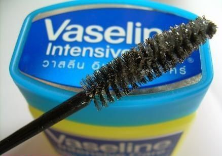 Simple Tips To Get Long Beautiful Eye Lashes: Pure petroleum jelly (Vaseline) if applied to your lashes regularly at night helps your lashes grow faster and makes them thicker and stronger.