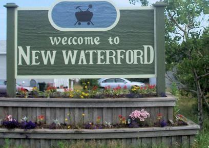 New Waterford Centennial   New Waterford, Nova Scotia
